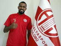 MONACO - Antalyaspor'da 2 Futbolcu İle Yollar Ayrıldı