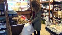 NAYLON POŞET - Ayvalık'ta Kanser Taraması Yaptırana Ücretsiz Bez Çanta