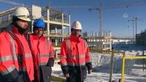 YARGITAY BAŞKANI - Bakan Kurum, Yargıtay Binası İnşaatını İnceledi