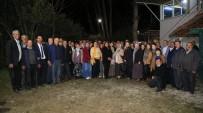 MUSTAFA BÜYÜKYAPICI - Başkan Çerçioğlu Karacasu'da Muhtarlarla Bir Araya Geldi