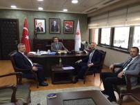 Başkan Keleş, Ankara'da İki Bakan Yardımcısı İle Görüştü