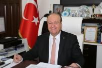 KAMU GÖREVİ - Başkan Özakcan'ın 10 Ocak Çalışan Gazeteciler Günü Mesajı