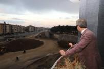 ALPARSLAN TÜRKEŞ - Başkan Şirin Kavşak Çalışmasını İnceledi