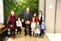 SEÇİM SÜRECİ - Başkan Tarhan Açıklaması 'Çocuklara En İyi Geleceği Hazırlamak İstiyoruz'
