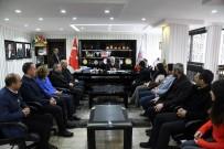 YUSUF ZIYA GÜNAYDıN - Belediye Başkanı Günaydın Açıklaması 'Isparta Belediyesi'nin Çalışmaları Bakanlıklar Tarafından Örnek Alınıyor'