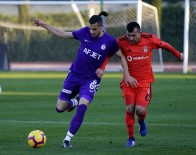 FATIH AKSOY - Beşiktaş'tan Gollü Prova