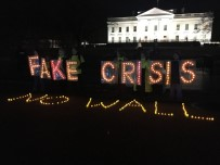 BEYAZ SARAY - Beyaz Saray Önünde Trump Karşıtı Protesto