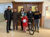 YARIŞ - Bisiklet Hayali 3 Yıl Sonra Sonra Gerçek Oldu