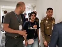 GENÇ KADIN - BM 'Den Suudi Genç Kadına Mülteci Statüsü
