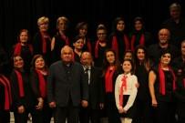 KARKıN - Çağdaş Türk Müziği Korosu Ve Çocuk Korosu İlk Konserini Gerçekleştirdi