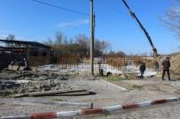 Çardak Belediyesi Ticaret Merkezi İnşaat Çalışmaları Başladı