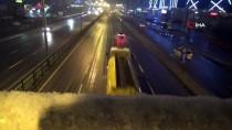Diyarbakır'da Kar Yağışı Başladı