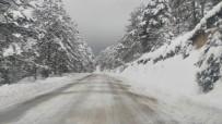 Eksi 10 Dereceye Kadar Düşen Sıcaklık Buzlanmaya Sebep Oluyor