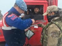 Elazığ'da Jandarma, Barkod Ve Karekod Uygulamasını Başlattı