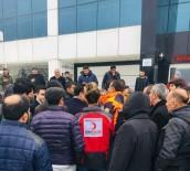 Elazığ'da Ulaşıma Kapanan Bingöl Ve Diyarbakır Yolu Açıldı