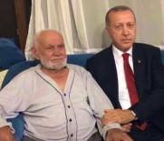 SEYFULLAH HACıMÜFTÜOĞLU - Erdoğan'ın Dayısı Ali Mutlu Son Yolculuğuna Uğurlandı