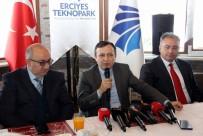 MIMARSINAN - ERÜ Rektörü Prof. Dr. Mustafa Çalış Açıklaması