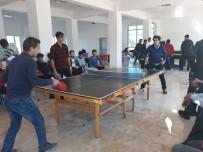 ÇOCUK GELİŞİMİ - Fakülte Öğrencilerinden Masa Tenisi Turnuvası