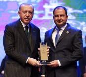 FEN EDEBİYAT FAKÜLTESİ - GAÜN'ün Onur Ödülü Cumhurbaşkanı Erdoğan'dan