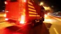 MUSTAFA KESER - Gezmek İçin Kiraladıkları Otomobil Alev Aldı