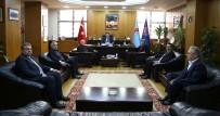 GMİS Yönetimi Yeni Yöneticilere Başarı Diledi