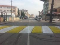 Gürsu'nun Yenilenen Caddelerinde Trafik Düzenlemeleri