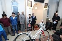 MEHMET TAHMAZOĞLU - 'Haydi Çocuklar Camiye' Projesine Katılan Çocuklar Ödüllendirdi