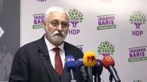 BELDE BELEDİYESİ - HDP'nin Van Ve Mardin Adayları Belli Oldu