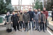 BEDENSEL ENGELLİ - İrem'e Uygulanan Ambargoyu Gençler Kırdı