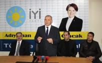 İYİ Parti Eski Belediye Başkanı Kırmızı'yı Aday Gösterdi