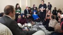ARAFAT - Kadınlardan Başkan Vekili Epcim'e Yoğun İlgi