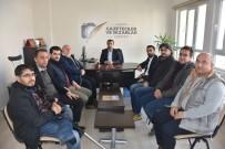 HUKUK DEVLETİ - Kahta Gazeteciler Ve Yazarlar Cemiyeti Kuruldu