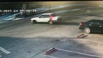 Karabük'te Otomobille Drift Güvenlik Kameralarına Yansıdı