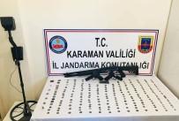 Karaman'da Jandarmadan Tarihi Eser Operasyonu