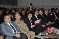 Kars'ta Muhtarlarla Uyuşturucu İle Mücadele Bilgilendirme Toplantısı Yapıldı