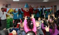 SOSYAL PROJE - 'Kuklalar Dünyasından Mutlu Bir Eğlence' Öğrencilerle Buluşuyor