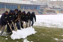 Mardin'de Kar Ve Tipi Hayatı Olumsuz Etkiledi