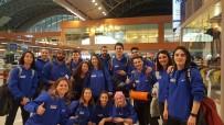PEGASUS - Marmara Üniversitesi Spor Kulübü Korfbol Takımı Belçika'ya Gitti