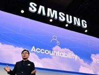 AKILLI TELEFON - Samsung akıllı yaşamın geleceğini CES'te tanıttı