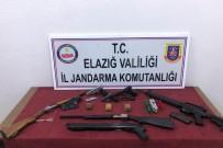 Silah Ve Mühimmat Kaçakçılarına Operasyon Açıklaması 13 Gözaltı