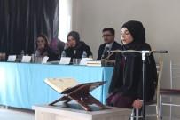 Silopi'de Öğrenciler Kur'an'ı Güzel Okumak İçin Yarıştı