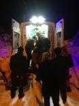 HİPERTANSİYON - Sivas'ta Mahsur Kalan Hastaları Ekipler Zor Şartlarda Kurtardı