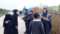 Suriyeliler Cep Telefonuyla Kayıt Altına Alınıyor