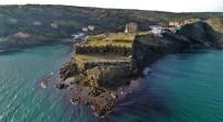 OSMANLı İMPARATORLUĞU - Tarihi Garipçe Kalesi 'Garip ' Kaldı