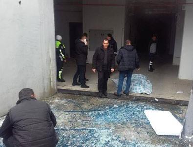Tekirdağ otogarında patlama: 2 kişi öldü