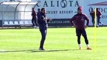 JURAJ KUCKA - Trabzonspor'da İkinci Yarı Hazırlıkları