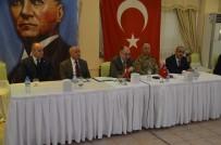 Vali Özkan Açıklaması 'Görevimiz Maddeye Bulaşma Zeminini Kurutmak'