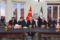 Vali Soytürk Suriye'de Tarımsal Faaliyetleri Toplantısına Katıldı