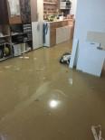 Yağışlar Mobilya Atölyesinde Üretimi Durdurdu
