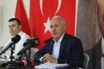Akdeniz Belediyesi, Meclis Toplantısını Karaduvar'da Yaptı